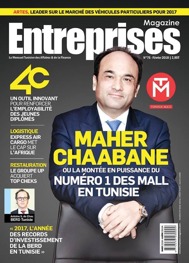 Entreprises Magazine Numéro 76