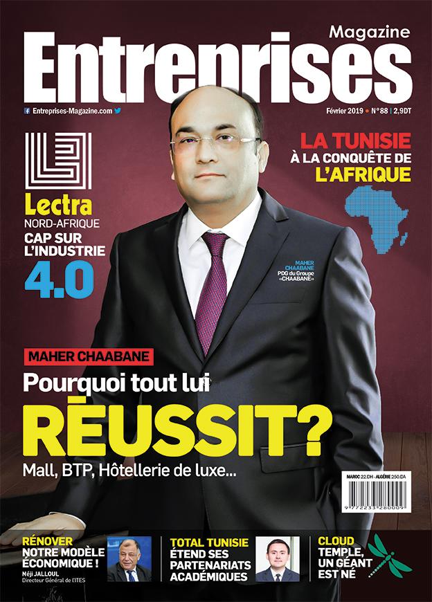 Entreprises Magazine Numéro 88