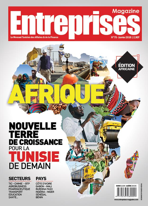 Entreprises Magazine Numéro 75
