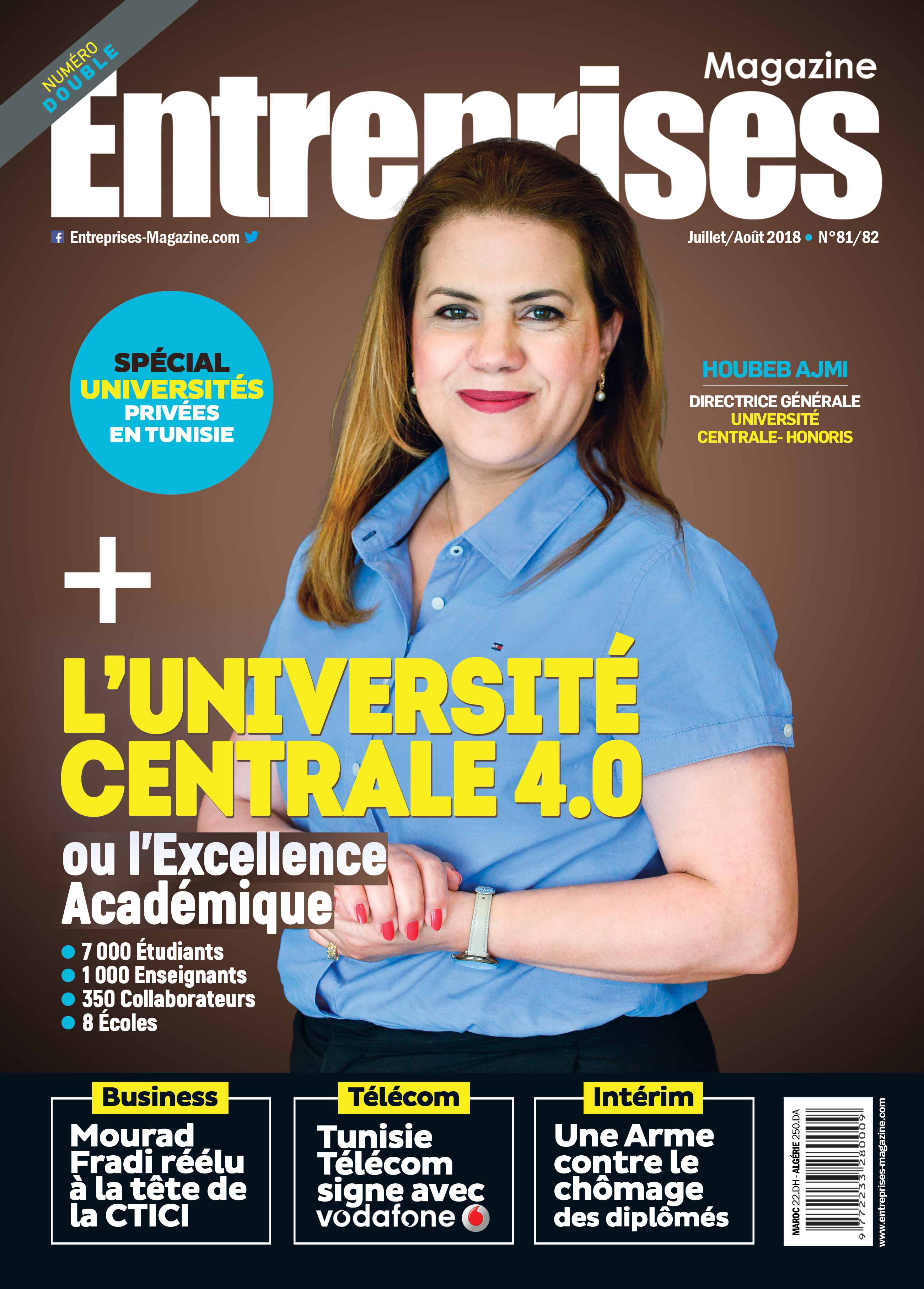 Entreprises Magazine numéro 81-82