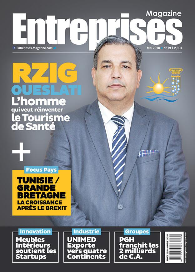Entreprises Magazine Numéro 79