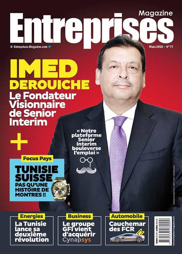Entreprises Magazine Numéro 77