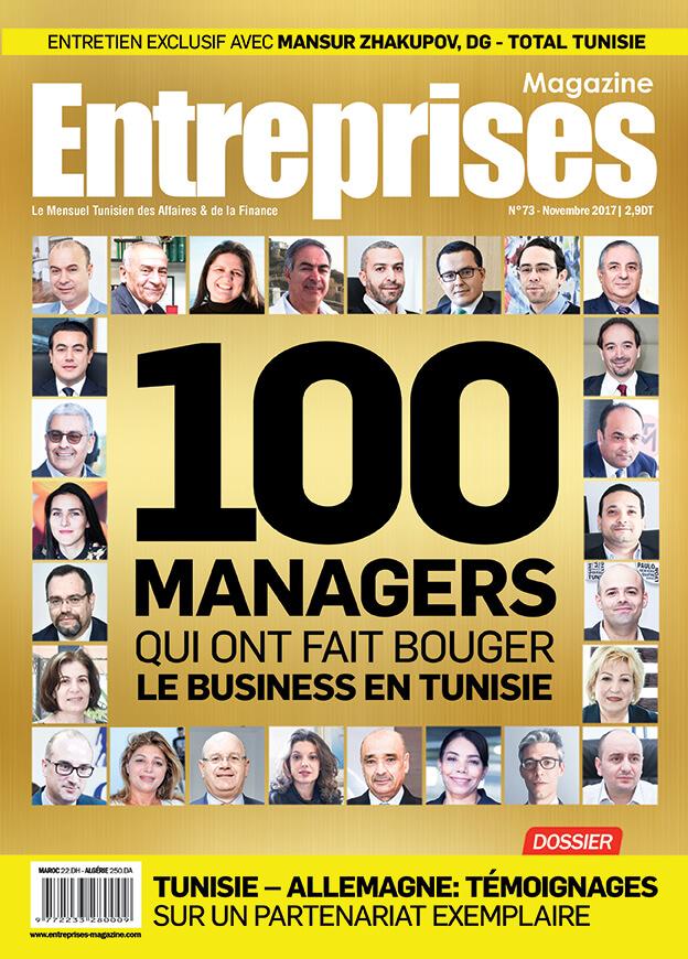 Entreprises Magazine Numéro 73