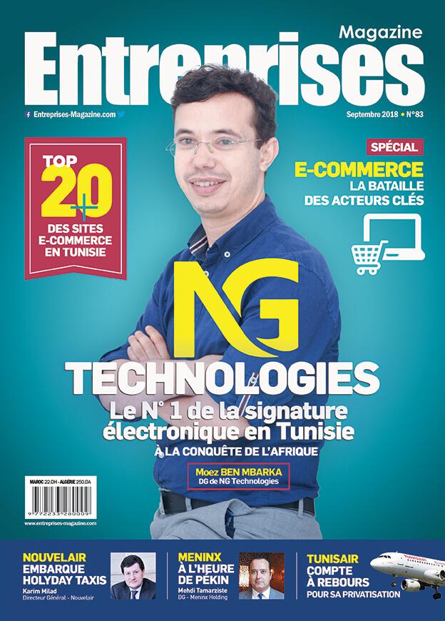 Entreprises Magazine Numéro 83