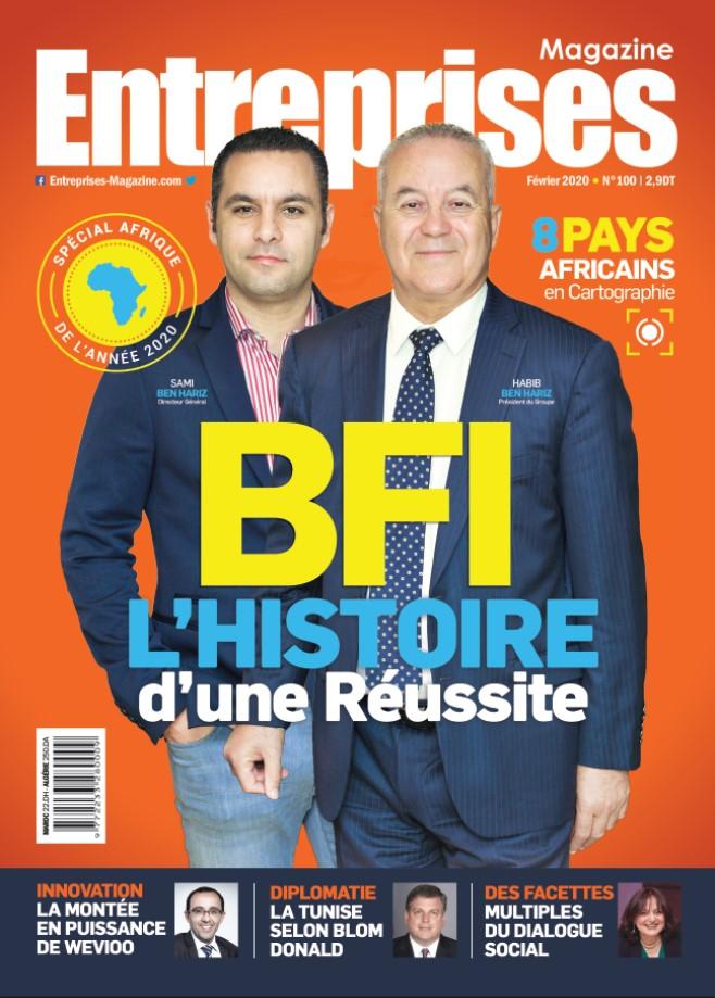 Entreprises Magazine Février
