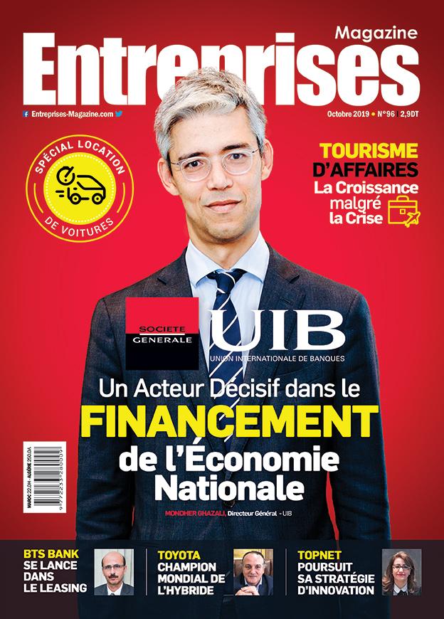 Entreprises Magazine Octobre 2019