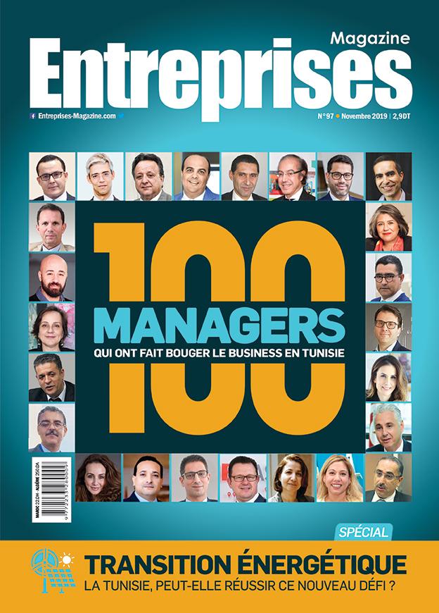 Les 100 Managers Novembre 2019