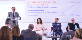 Lancement d'un Executive Master en Finance Islamique