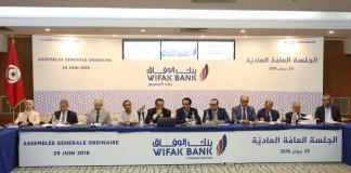 Les actionnaires de wifak bank
