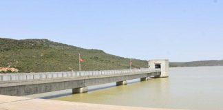 Le stock global des barrages en Tunisie