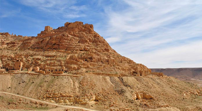 projet touristique destination dahar