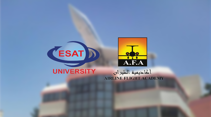 Journée Portes Ouvertes pour la présentation des dernières compétences à l'Ecole Supérieure de l'Aéronautique et de Technologies et à l'Académie Privée de l'Aviation à Tunis
