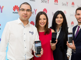 nouvelle innovation Huawei série Y