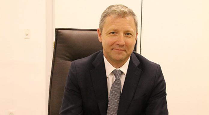 John Hamilton,PDG de Panoro
