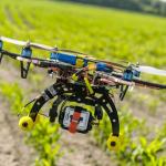 La BAD, utilisation de drones dans le secteur agricole