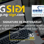 NGSign signe son premier partenariat en Afrique