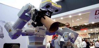 Epson présente son nouveau robot