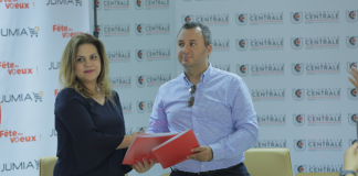 Le groupe Université Centrale a signé une convention avec Jumia