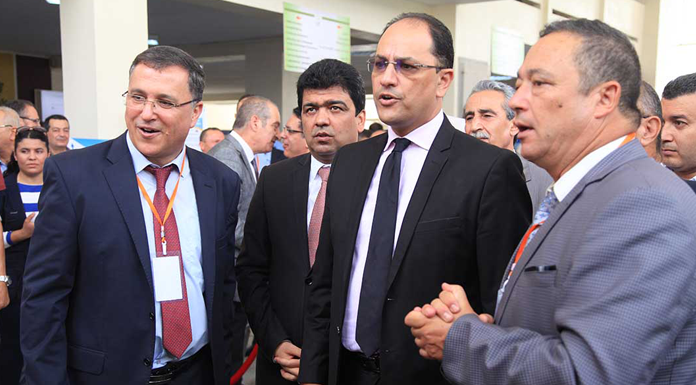 inauguration UNIV-EXPO de Sfax