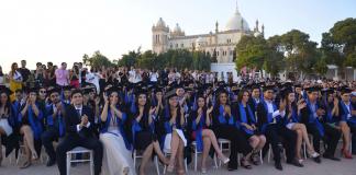 cérémonie de remise des diplômes de l'Université Paris-Dauphine