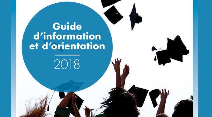 Iace Lancement Du Guide De L Orientation Universitaire 2018