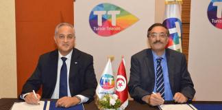 accord de partenariat entre Tunisie Telecom et la Fédération Tunisienne des Directeurs de Journaux