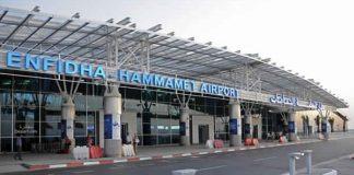 Grève à l'Aéroport Enfidha-Hammamet