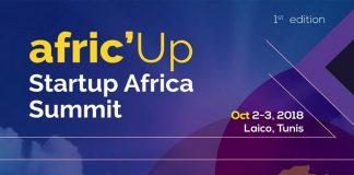 Première édition de Afric'Up-2018