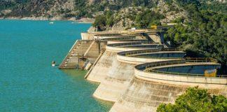 Les barrages d'eaux Tunisie