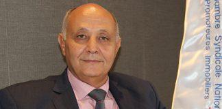 Fahmi Chaâbane président de la Chambre syndicale des promoteurs immobiliers