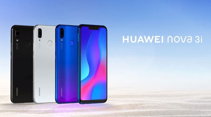 le nouveau Smartphone Huawei Nova 3i