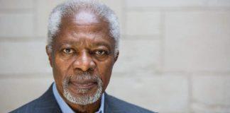 Décès Kofi Annan