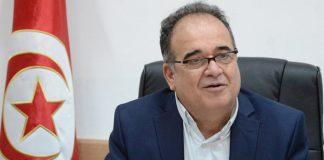Mohamed Trabelsi, ministre des Affaires Sociales
