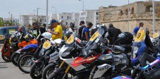 Les motos en Tunisie