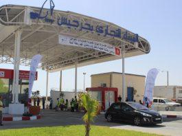 port de Zarzis, tunisie