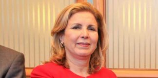 Salma Elloumi Rekik, ministre du tourisme