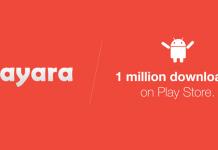 Tayara Application mobile