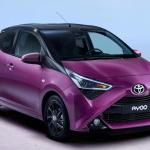 Toyota Aygo arrive en Tunisie