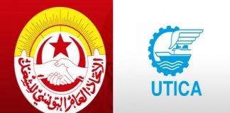 UTICA et UGTT