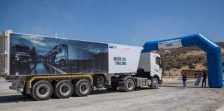 la finale du Volvo Trucks Driver Challenge 2018
