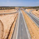 travaux autoroute Gabes-Médenine