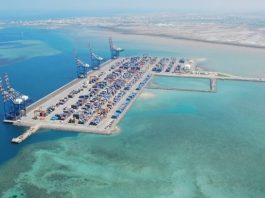 Terminal de Doraleh à Djibouti