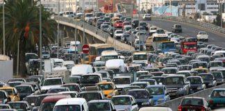 trafic routier en Tunisie
