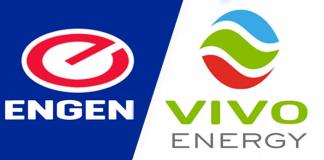 Vivo Energy et Engen Holdings