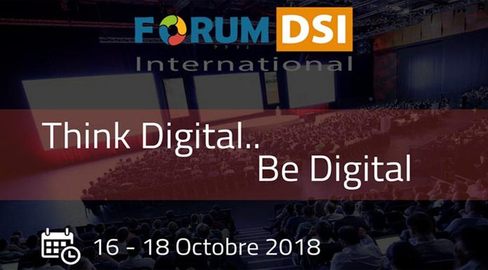 Forum International DSI 2018