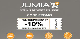 Jumia code promo