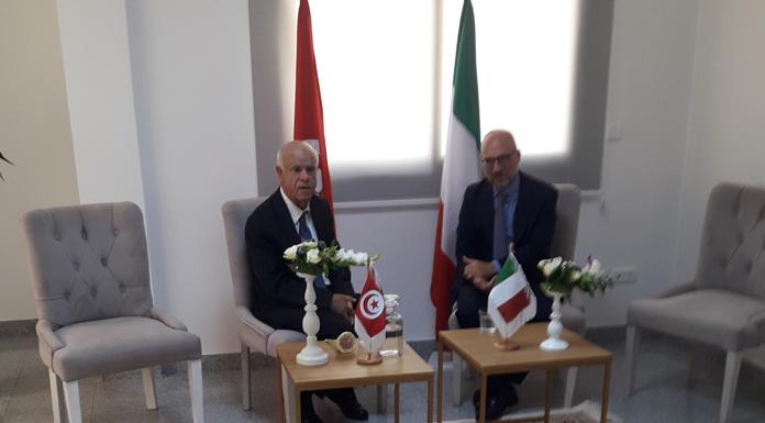 Coopération Tunisie-Italie