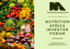 Nutrition africa investor forum
