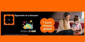 Kidjo TV, La Télé intelligente de Orange Tunisie