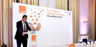 Prix Orange de l'Entrepreneur Social 2018